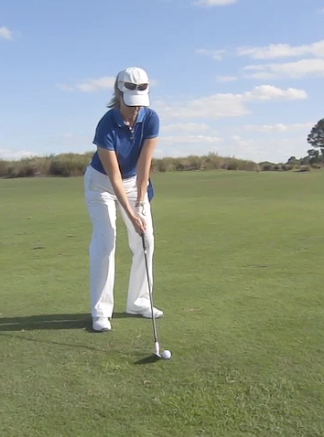 greenside bunker shot instruction